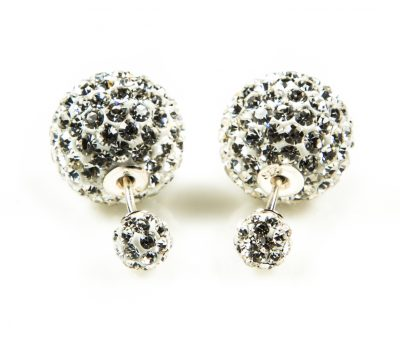 11002 Double Dots White Crystal II
