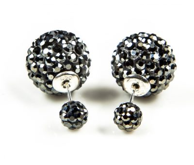 11010 Double Dots Hematite Crystal