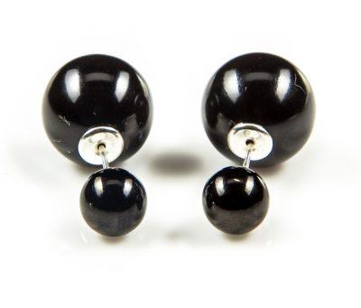 11031 Double Dots Black