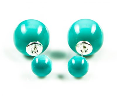 11039 Double Dots Turquoise