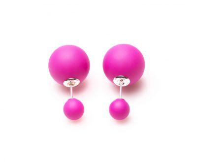 11126 Double Dots Matte Lollipop