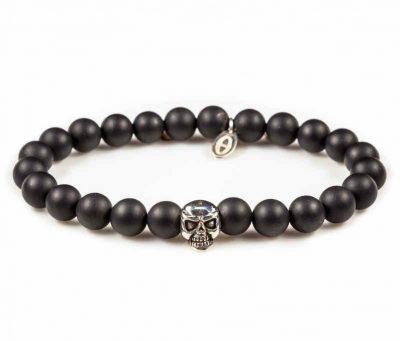 86011 Black is Black Skull