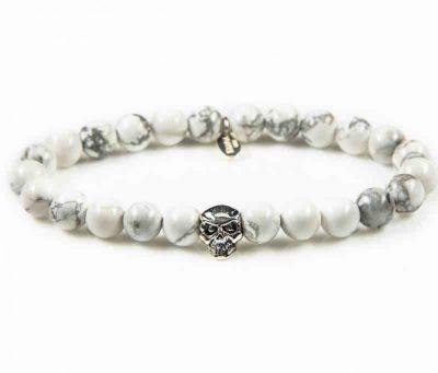 86016 Casablanca Silver Skull